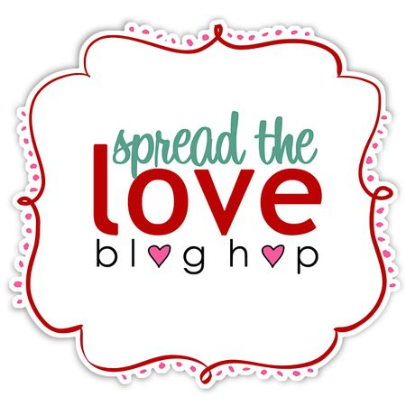Spread The Love Blog Hop Logo 2